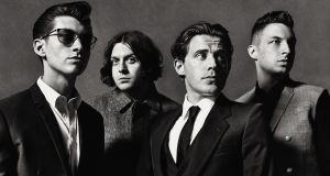 Ape expectations: Arctic Monkeys