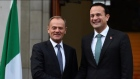Varadkar: Irish government 'not complacent' over Brexit