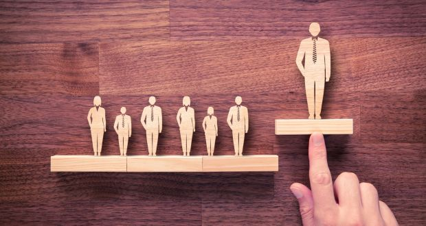 Leaders need to ensure that the organisation's values are embedded in human resources practices. Photograph: iStock