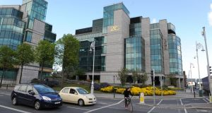 "IDA Ireland has been promoting Dublin's International Financial Services Centre as something of a post-Brexit ""Canary dwarf"". Photograph: Aidan Crawley"