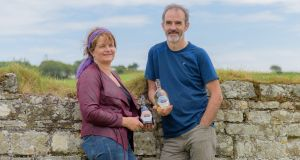 Kate and Denis Dempsey: Their Kinsale Mead Co is producing two varieties of the beverage – a white and a red, both with a 12% alcohol content.