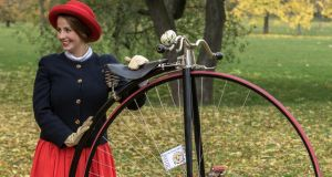 Be pretentious – ride a Penny Farthing