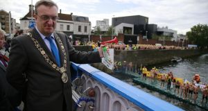 Lord Mayor of Dublin Mícheál Mac Donncha:  for some time there has been a demand for the Dublin metropolitan area to have a directly-elected mayor.  Photograph: Nick Bradshaw