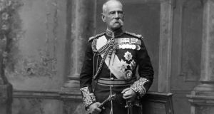 British Field Marshal Frederick Roberts. Photograph: Getty Images