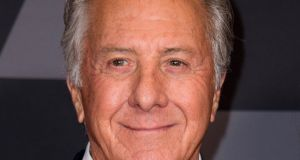 Dustin Hoffman: accused by three women of sexual misconduct. Photograph: Valerie Macon/AFP/Getty Images