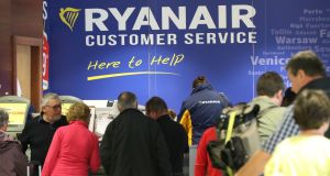 Ryanair's concession of  union recognition  – albeit with conditions – will likely see pilot strike threat withdrawn and showcases the  airline's ability to act decisively in the face of fast-changing events. Photograph:  Niall Carson/PA Wire