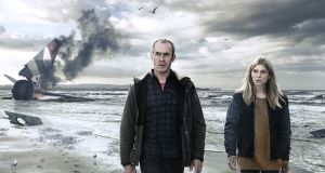 Tunnel: Vengeance (Sky Atlantic, Thursday, 9pm), which, with similarly potent symbolism, will be the third and last series of the Franco-British collaboration.