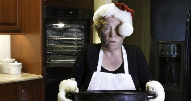 christmas dinner can be a minefield have you had any festive mishaps