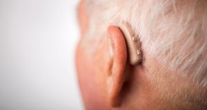 Research concludes age-related hearing loss can affect mental processes, processing speed and recollection of events. Photograph: Getty