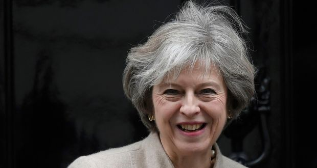 d322d4fb0d7 In January, UK prime minister Theresa May confirms Britain will leave the  single market after