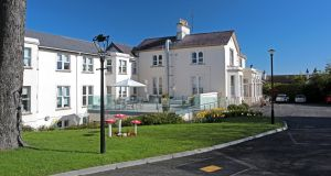 Beechfield Manor nursing home in Shankhill, Dublin. The property is one of three nursing homes owned by the Beechfield Care Group.