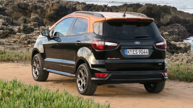 New Ford Ecosport Simply Cant Keep Pace With Rivals