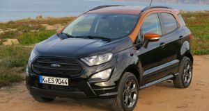 New Ford Ecosport simply can't keep pace with rivals