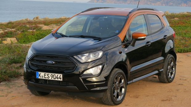 New Ford Ecosport Simply Can T Keep Pace With Rivals