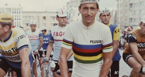 Tom Simpson: died while competing during the Tour de France on Mont Ventoux having  consumed a fatal combination of amphetamines and brandy.