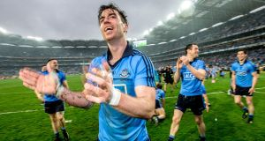 Dublin's Michael Darragh MacAuley is among those taking part. Photograph: James Crombie/Inpho