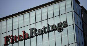Ratings agency Fitch has up upgraded Ireland's sovereign credit rating