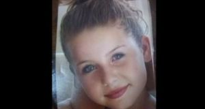 Milly Tuomey (11) from Templeogue, Dublin, who died by suicide on January 4th last year.