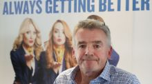 Ryanair boss Michael O'Leary who has  agreed to recognise pilots' unions in a bid to stave off a potentially-crippling strike in the days before Christmas. Photograph: PA