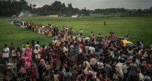 "Myanmar denies committing atrocities against the Rohingya and has previously rejected UN criticism for its ""politicisation and partiality"". Photograph: Adam Dean/The New York Times"