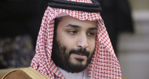 Crown Prince Mohammed bin Salman of Saudi Arabia. Photograph: Olivier Douliery/Getty Images)