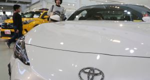 Toyota said it would market more than 10 all-electric vehicle (EV) models globally in the early 2020s