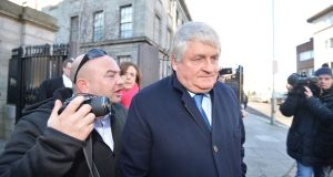 Businessman Denis O'Brien wants the Supreme Court to overturn the High Court's dismissal of his case against the Dáil and State over statements made in the Dáil by two TDs. File photograph: Alan Betson / The Irish Times