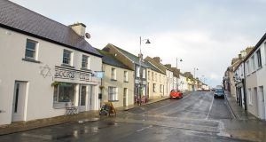 Louisburgh, Co Mayo, has a population of 434. Photograph: Enda O'Dowd