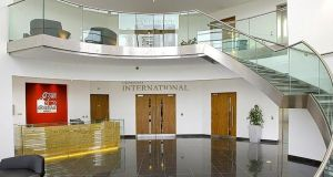 Generali PanEurope's office in Navan. The company has been acquired by an Isle of Man-based group.