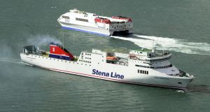 Stena Line ferries. Earlier this month Doyle Shipping won an injunction allowing it to continue to provide services to Stena Line ferries docking in Dublin Port