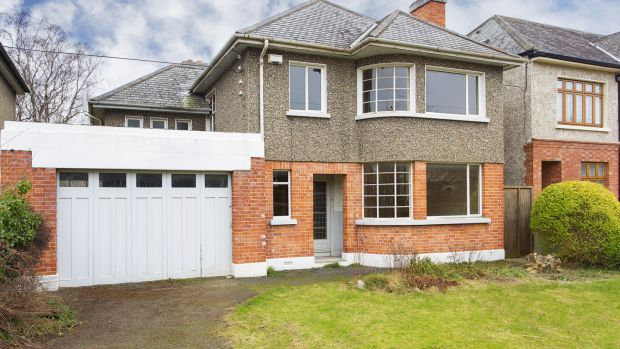 22 Nutley Park, Donnybrook, Dublin 4, sold with planning permission to demolish, for €1.1m in July 2015. Sold refurbished for €1.9m in February 2017