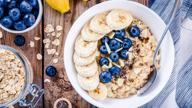 New year, new me: I vow to make my porridge more Instragrammable. Photograph: Getty Images/iStockphoto