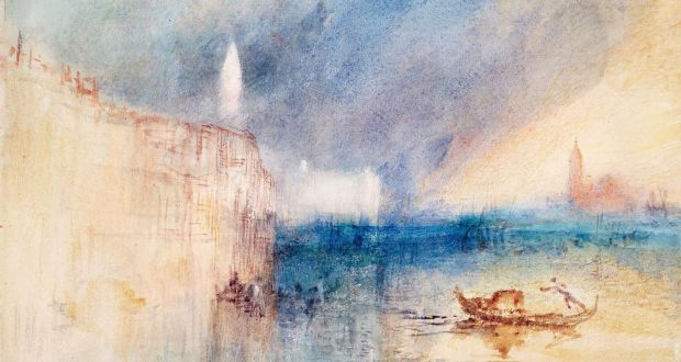 JMW Turner's sensitivity to atmospheric effects was acute to