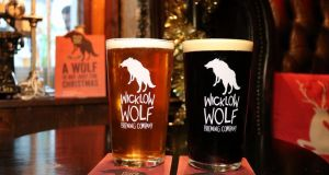 In 2018 Wicklow Wolf will brew a brown bread stout, a gin beer, a kettle sour and some Brett ales