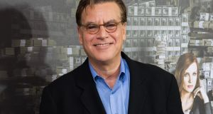 Aaron Sorkin: 'I love the sound of dialogue. I love language.' Photograph: Matthias Nareyek/Getty Images