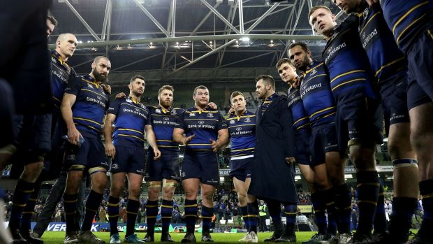 Big things are expected of Leinster in 2018. Photo: Dan Sheridan/Inpho