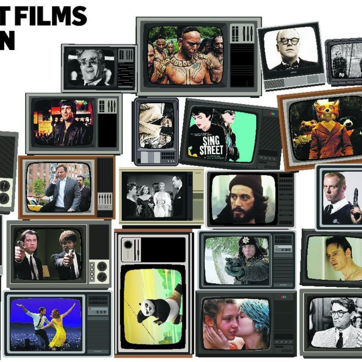 Online cinema of the new generation: film show, without leaving home