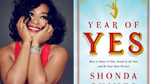 Shonda Rhimes decided to say yes to everything that scared her in life