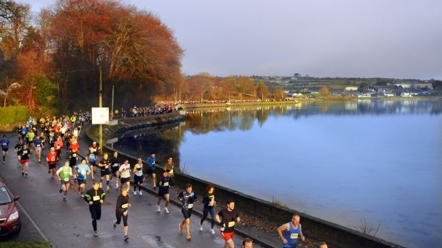 The Clonakilty Waterfront Marathon takes place on a breathtaking route.