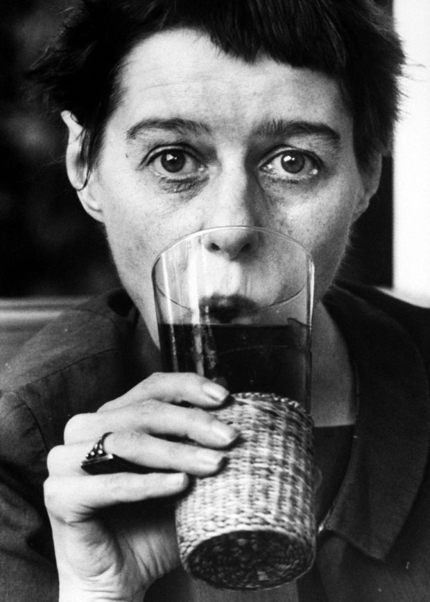 Carson McCullers had had several strokes, and she'd experienced recurrent pneumonia. Photograph: Leonard Mccombe/Time Life Pictures/Getty Images