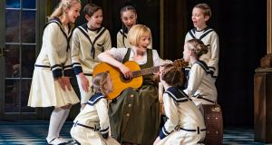 Perennial favourite The Sound of Music run at the Bord Gáis Energy Theatre until January 6th.