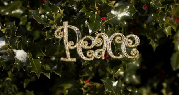 peace joy goodwill even people you like are a challenge at christmas