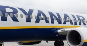 Ryanair rose 1.3% to €15.15 on a day when it  continued to deal with industrial relations tensions
