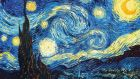Energy cascades in Van Gogh's 'Starry Night'