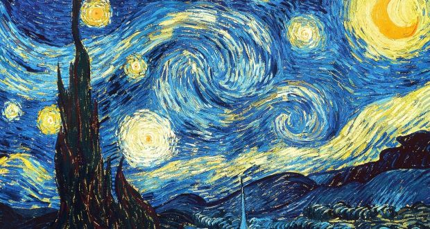 Image result for van gogh starry night