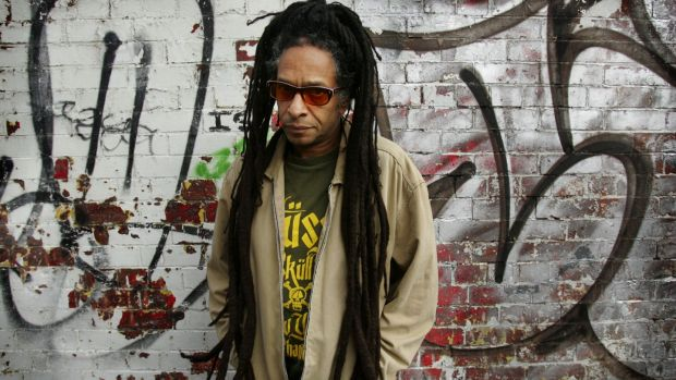 Musician, film-maker and DJ Don Letts. Photograph: Aidan Crawley