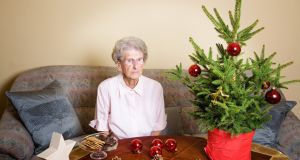 Nine million people in Britain are always or often lonely. One in 10 older people often go a month without seeing family, friends or neighbours. Image: iStock