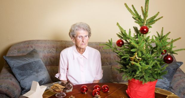 Lonely On Christmas.Noel Whelan Loneliness Is Not Just For Christmas