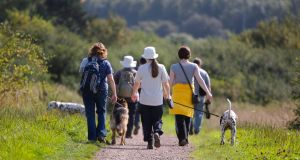 The ease of access and entry of walking is part of the lure, and it's an open season sport too
