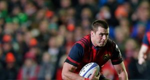 CJ Stander: turned down a  reported €840,000 a year salary in France to remain committed to Munster and Ireland. Photograph:  Henry Browne/Getty Images